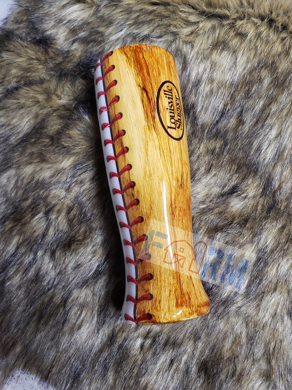 Baseball bat 30 ounce tumbler