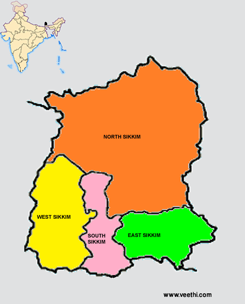 Sikkim Districts Map | Indian States in 2019 | India map ... on indian transport map, indian people map, indian rivers map, indian mountains map, indian sites map, indian nations map, indian area map, indian language map, indian states map, indian tourist map, indian culture map, indian regions map, indian geography map, indian climate map, indian country map, indian groups map, indian camps map, indian cities map, indian islands map, indian territories map,