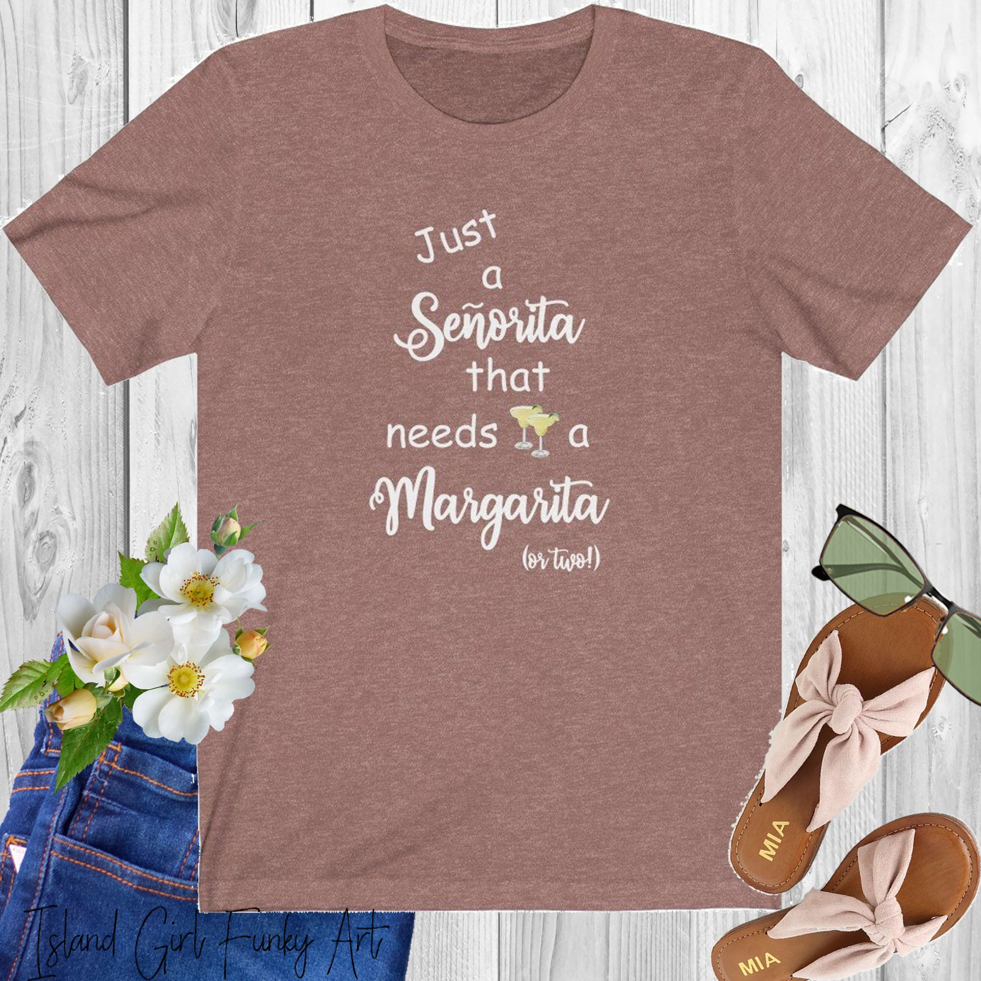 ed178178980 Cinco de Mayo T shirt This Senorita Needs a Margarita T shirt Unisex Jersey  Short Sleeve Tee by IslandGirlFunkyArt on Etsy
