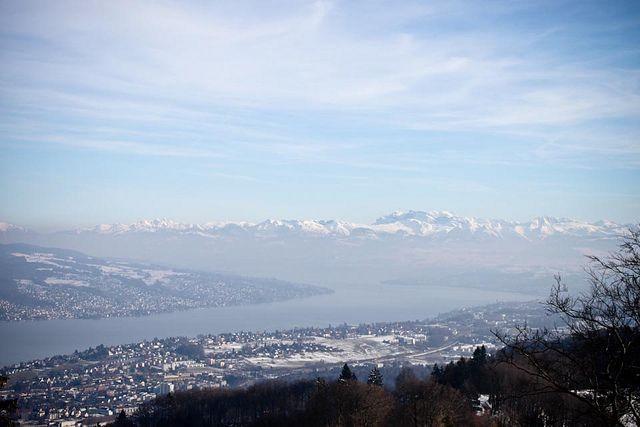 Uetliberg, Zürich, Switzerland