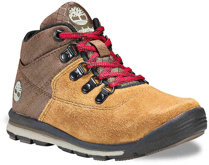 Timberland GT Rally Mid Youth Hiker Boot Boy's in 2020