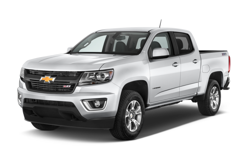Best Truck Lease Deals Chevrolet Colorado