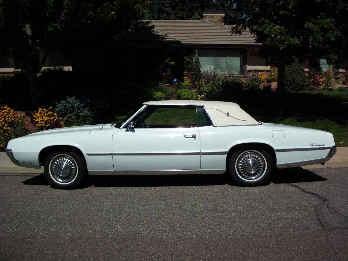 1967 Ford Thunderbird 2 Door Landau For Sale 1873047