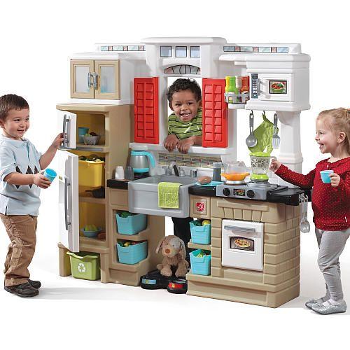 Step2 Mixin Up Magic Kitchen Kids Play Kitchen Play Kitchen