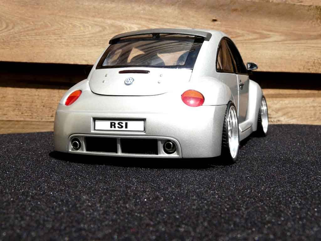 Vw new beetle tuning pictures and photos - Tuned Vw New Beetle Volkswagen New Beetle Rsi R Tuning Autoart Volkswagen New