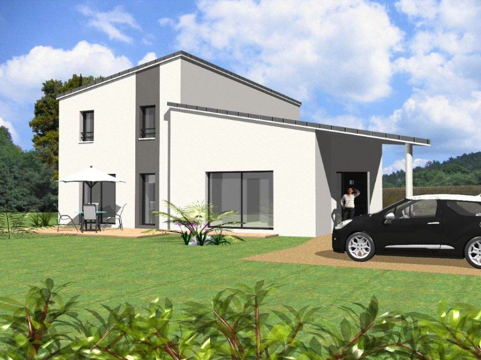 Construire maison neuve simple devenir propritaire duune for Maison neuve a construire