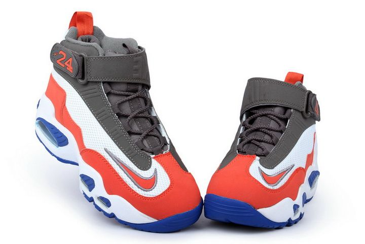 Ken-Griffey-Shoes-2013-Grey-White-Orange-Blue-Running-Shoes