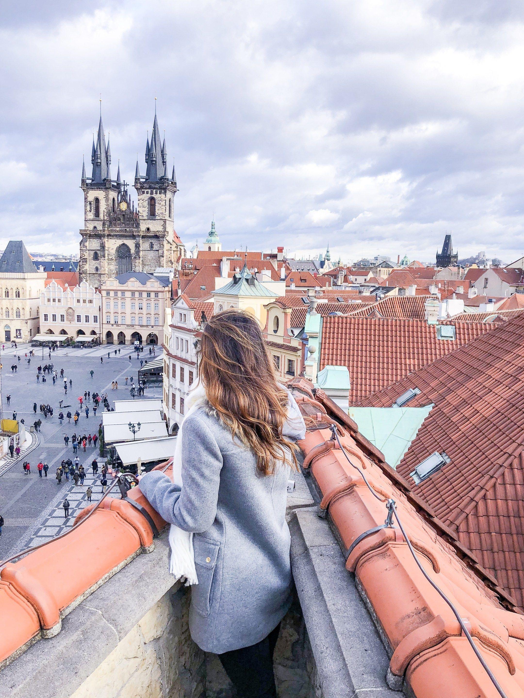 Prague girl pics hazell