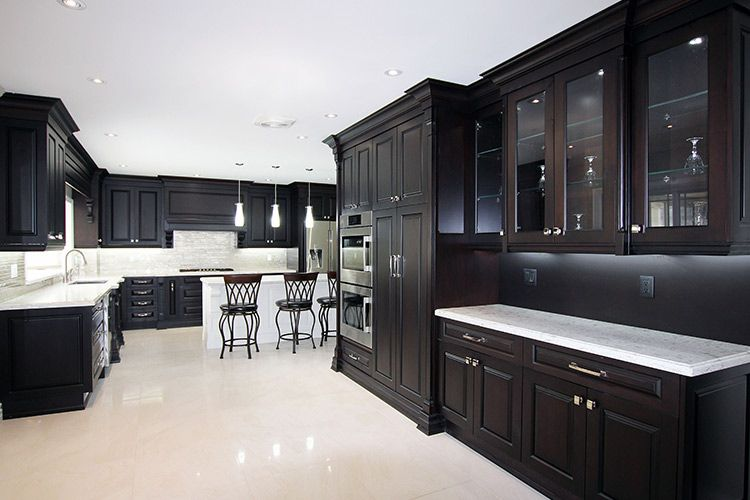 Classic Kitchen Design Endearing Classic Kitchen Made Of Solid Canadian Maple Raised Panel Inspiration
