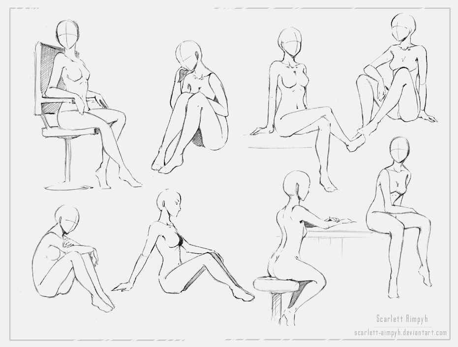 Pin By Lord Worm On Female Examples Art Poses Body Drawing Anatomy Drawing