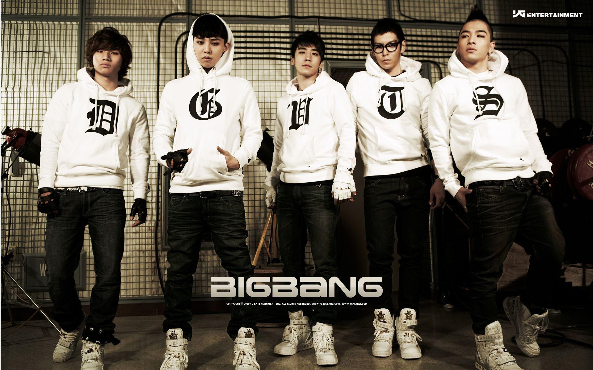 Big Bang Korean Wallpapers T O P Big Bang Korean 1920x1200