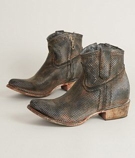 Corral  Perforated Ankle Boot