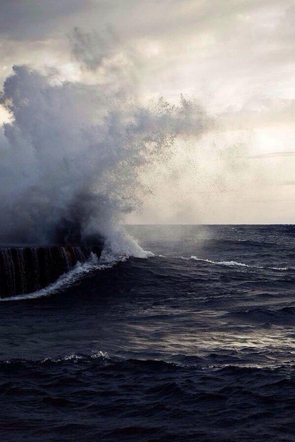 Ocean Via Tumblr Varie Oceano Natura E Onde Delloceano