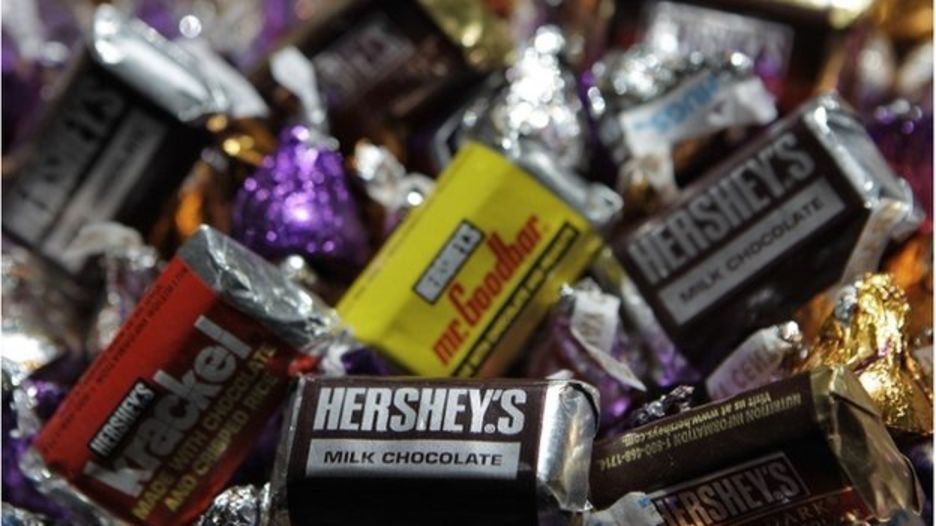 Hershey cuts sales forecast and jobs Business - sales forecast