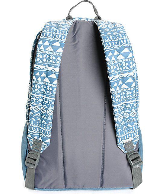 Dakine 365 Mako Backpack | Backpacks, Laptop sleeves and Tribal prints