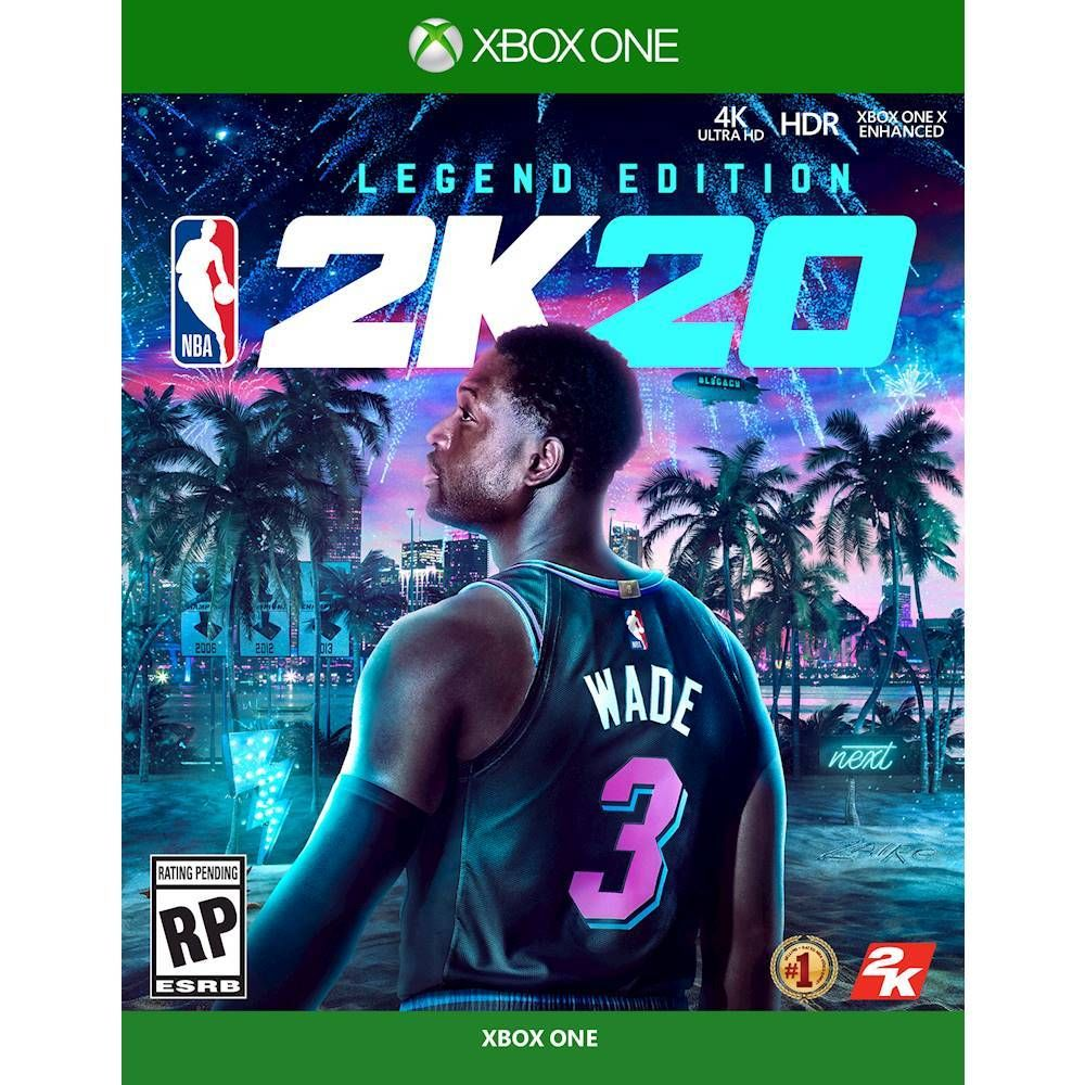 Best Buy Nba 2k20 Legend Edition Xbox One 59532 Xbox One Games Games Game Cheats
