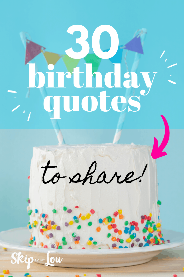 30 Birthday Quotes In 2021 30th Birthday Quotes Funny 30th Birthday Quotes Birthday Quotes