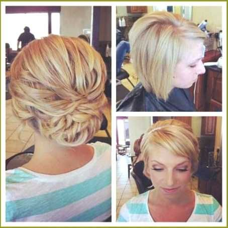 Pin Von Tonya Harlow Auf Weddings Pinterest Hair Short Hair