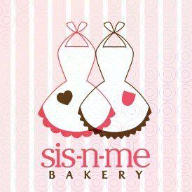Sis N Me Bakery Logo