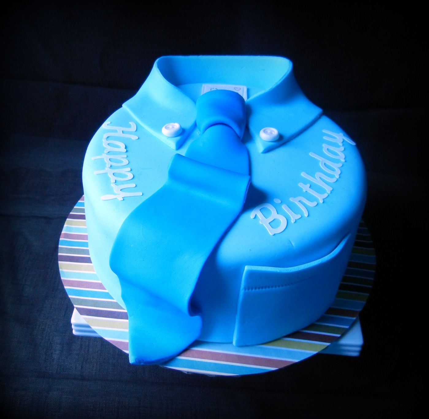 Cake For A Manbirthdaycolleague Farewellfathers Day Etc - Birthday cake for a guy