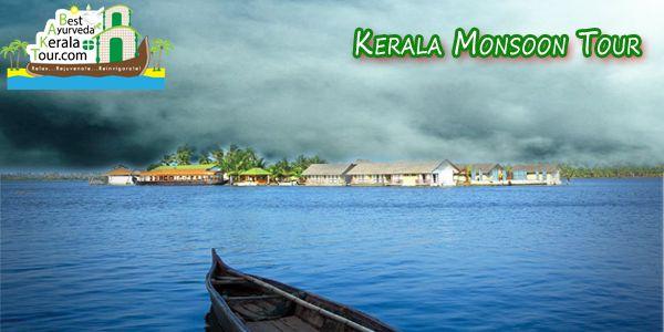 Kerala #monsoon tour, #keralatourpackage, #keralabackwaters