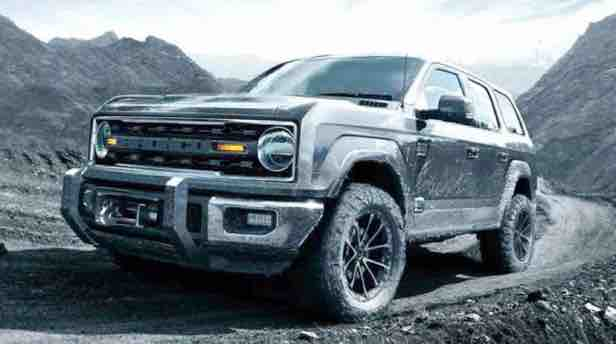 2020 Ford Bronco Release Date And Price Ford Bronco Bronco