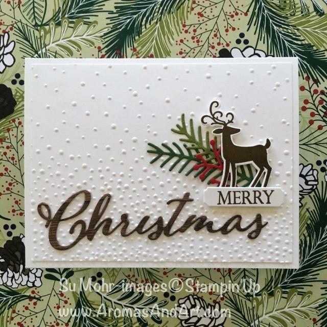 Frohe Weihnachten an alle Sneak Peek   – Holidays