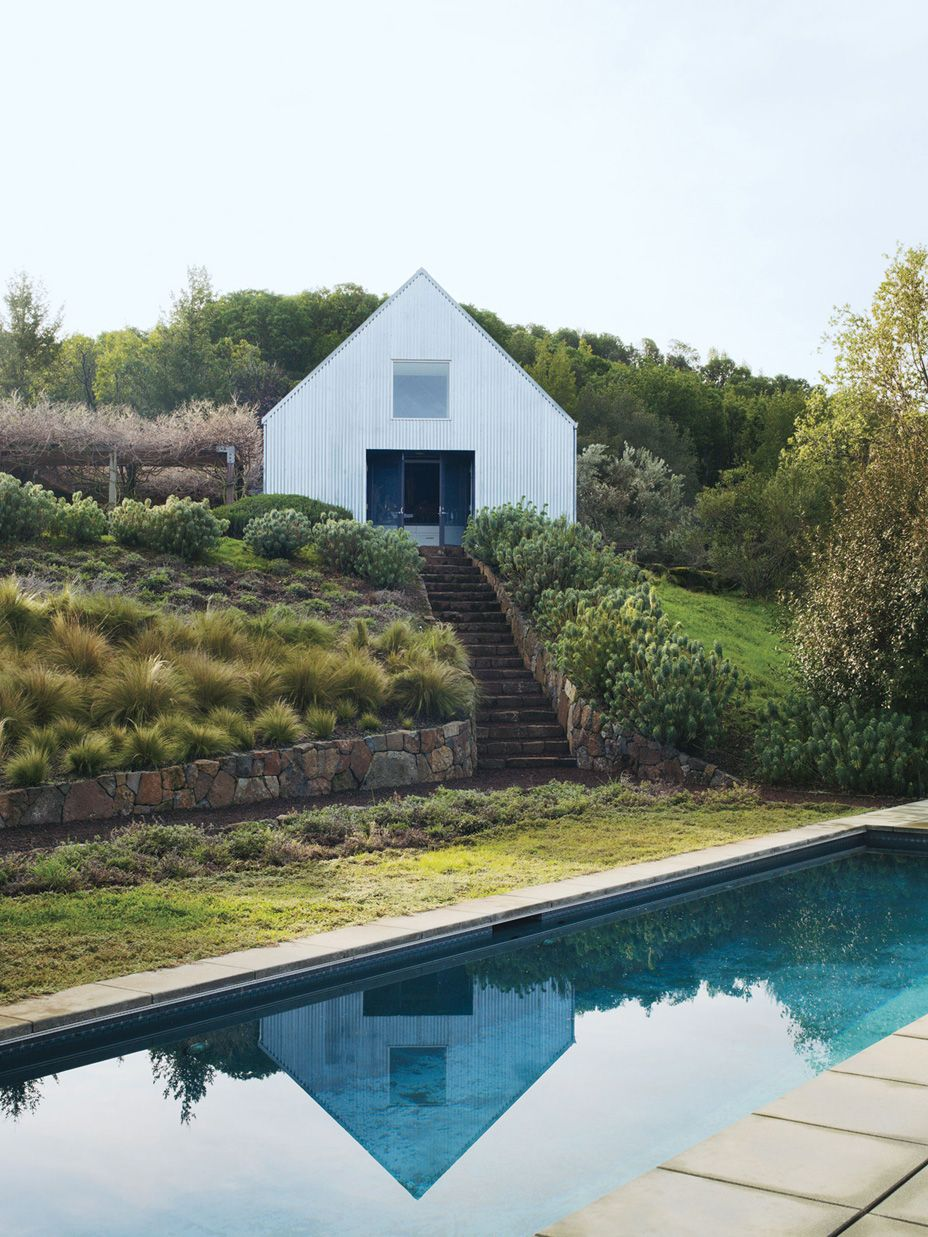 Napa Weekend House | Small House Swoon