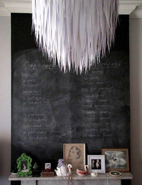 DIY paper chandelier http://www.designsponge.com/2011/03/weekly-wrap-up-paper-scrap-light.html
