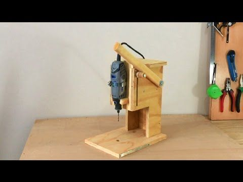 Making a mini drill press router table spindle sander all in one making a mini drill press router table spindle sander all in one keyboard keysfo Choice Image