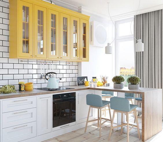Blog de Decoração Perfeita Ordem decoração casa Pinterest Cocinas