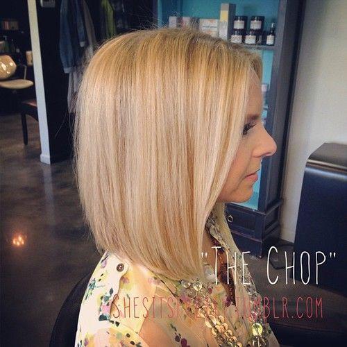 The Chop Haircut Inspired By Giuliana Rancic Hair Styling