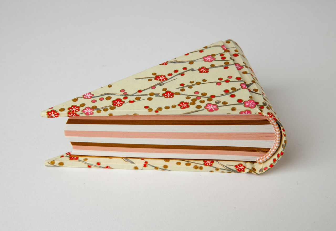 Cake books by Larissa Cox (BoundlessBookbindery) on Etsy.
