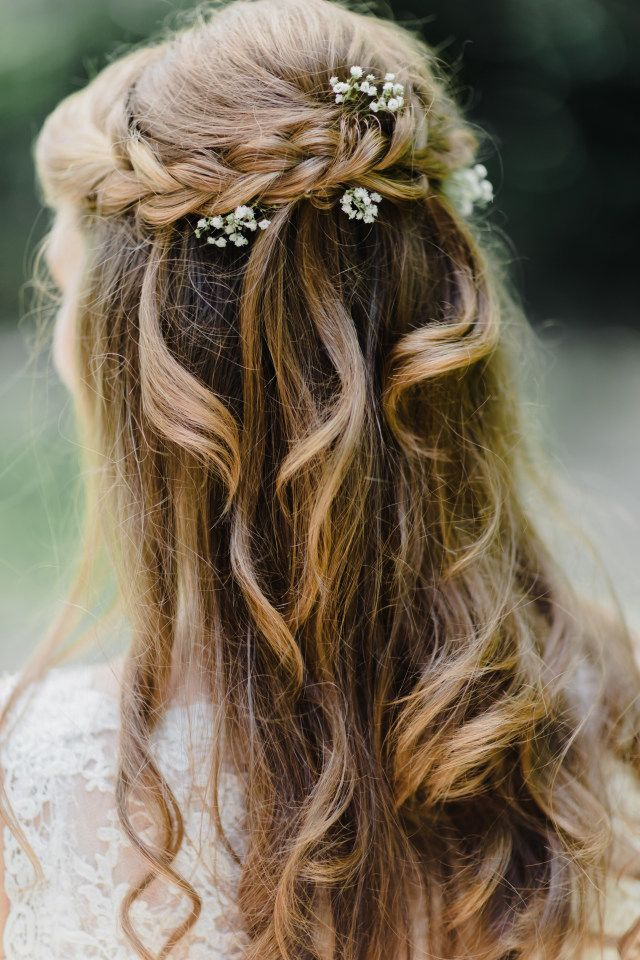 Haarschmuck Braut: die schönsten Ideen