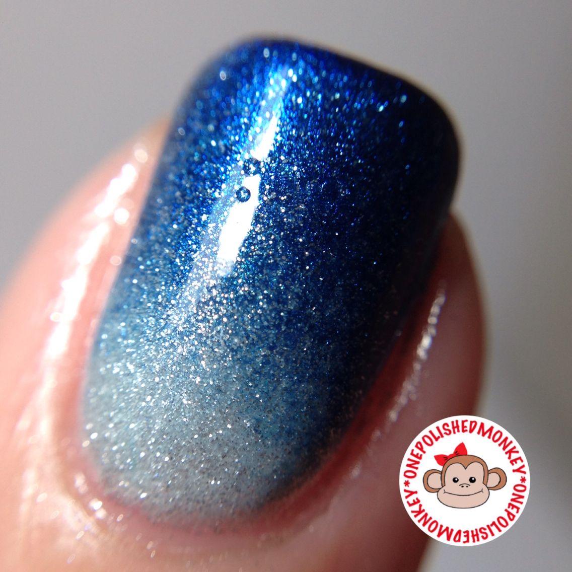 Gradient of zoya seraphina and zoya estelle nails pinterest