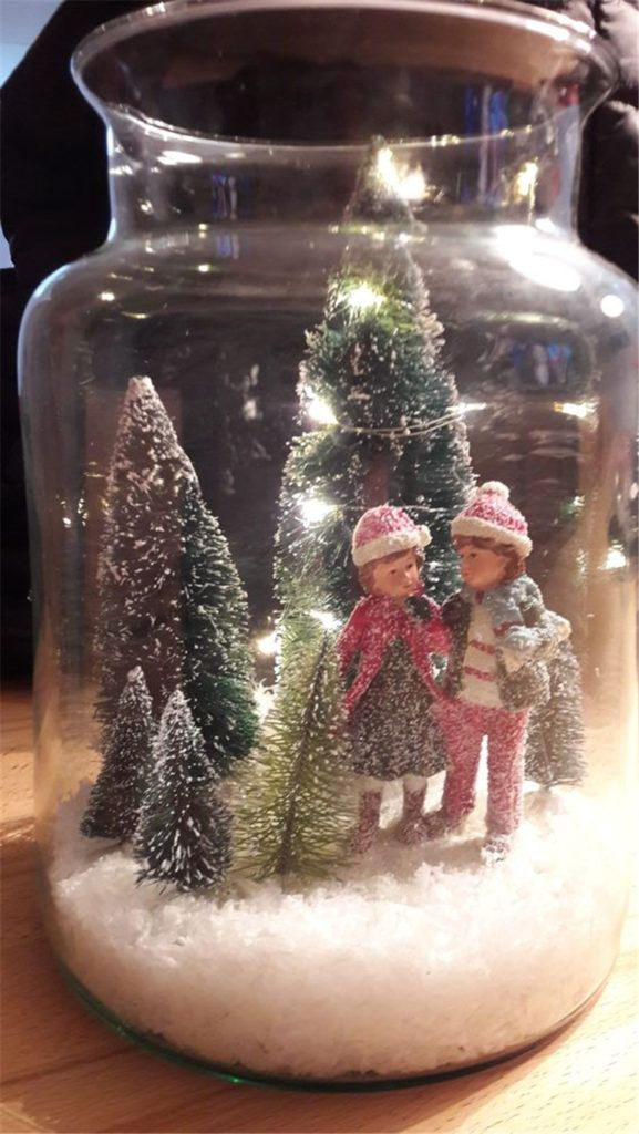 Make Your Affordable Christmas Decorations Table Ideas Shine In This Season Christmas Lanterns Christmas Centerpieces Diy Christmas Tree Decorations