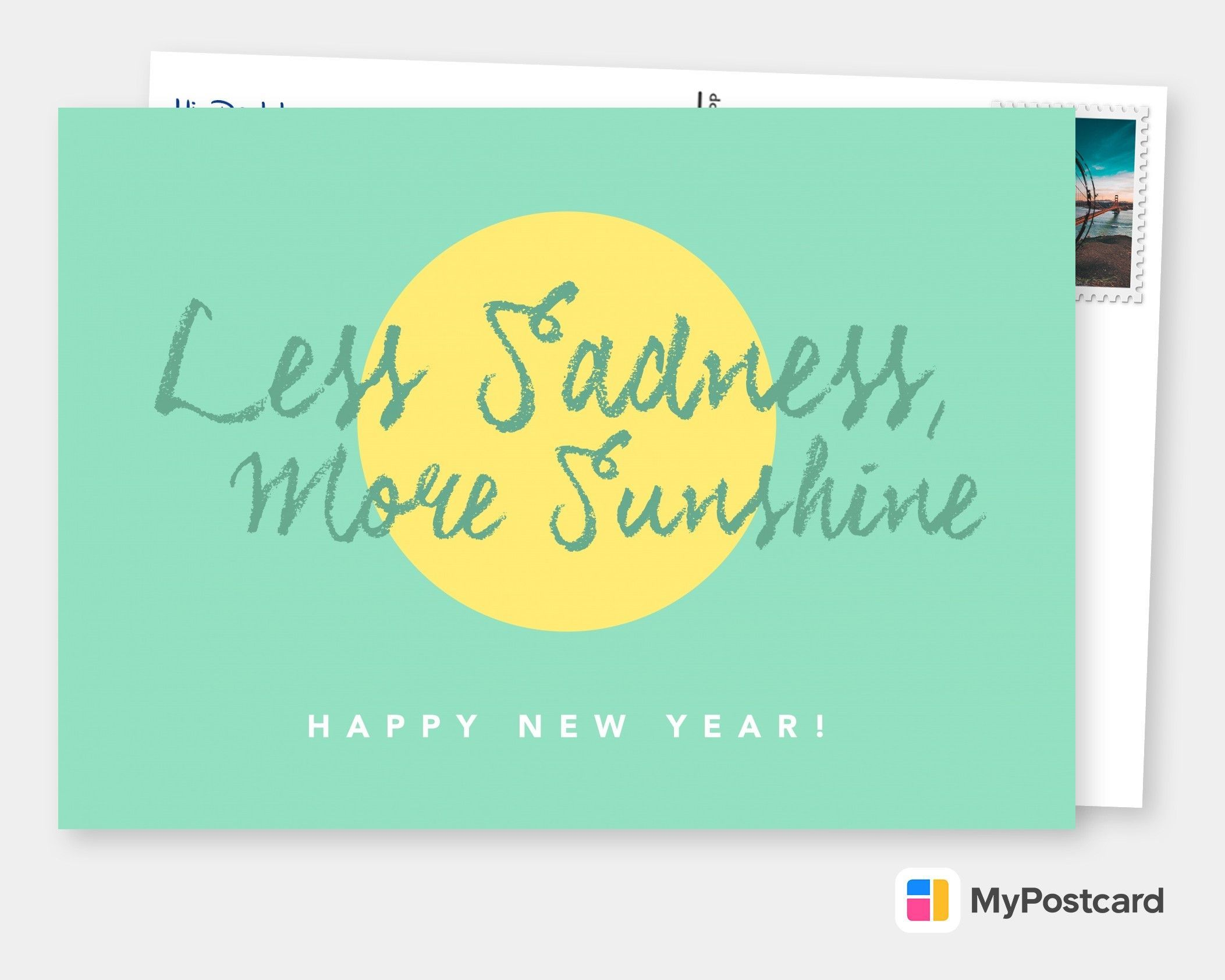 Create and Send Your Own Personalized Photo Postcards and ...