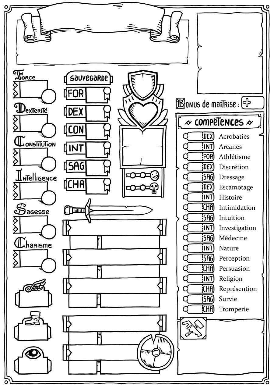 ad&d character creation