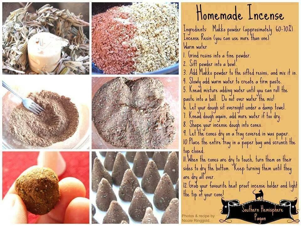 For Those That Don T Know What Makko Powder It Is Powdered Sandalwood Bark It Is Very Expensive But Can Be Supp Homemade Incense How To Make Incense Incense
