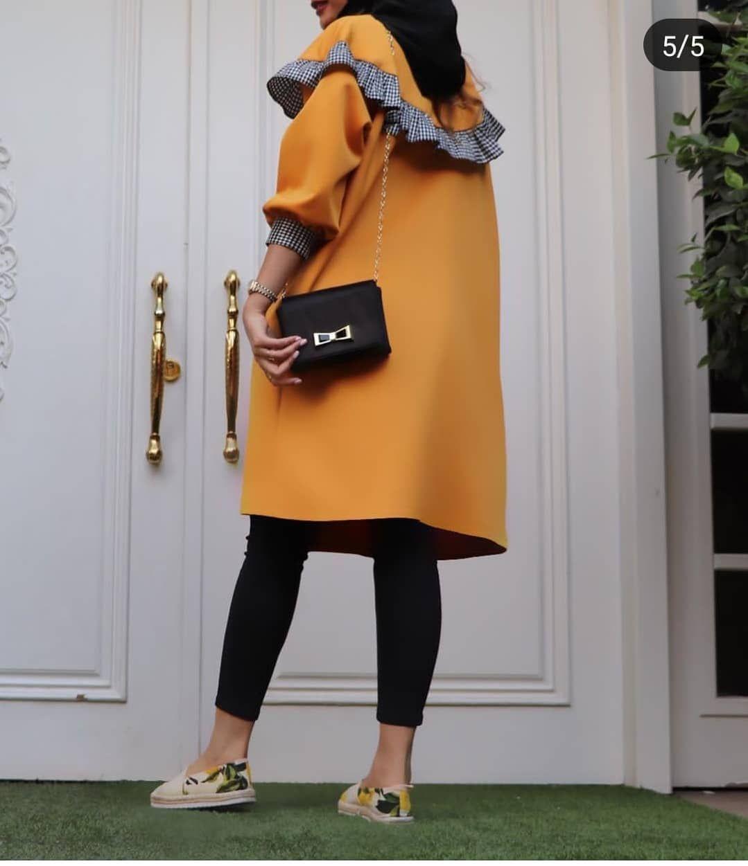 مدل مانتو کوتاه پاییزه Iranian Women Fashion Fashion Clothes Women Fashion