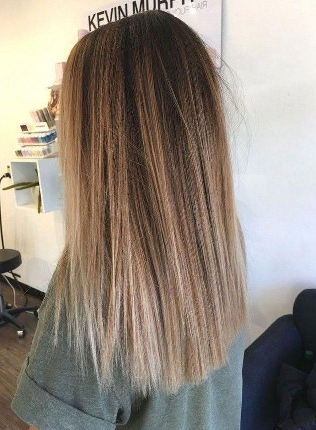 Photo of light brown hair with highlights straight – 55 ideas for light brown hair with h…