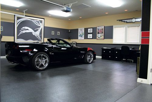 Amenagement-Déco-Garage-Auto.Jpg (500×334) | My Work | Pinterest