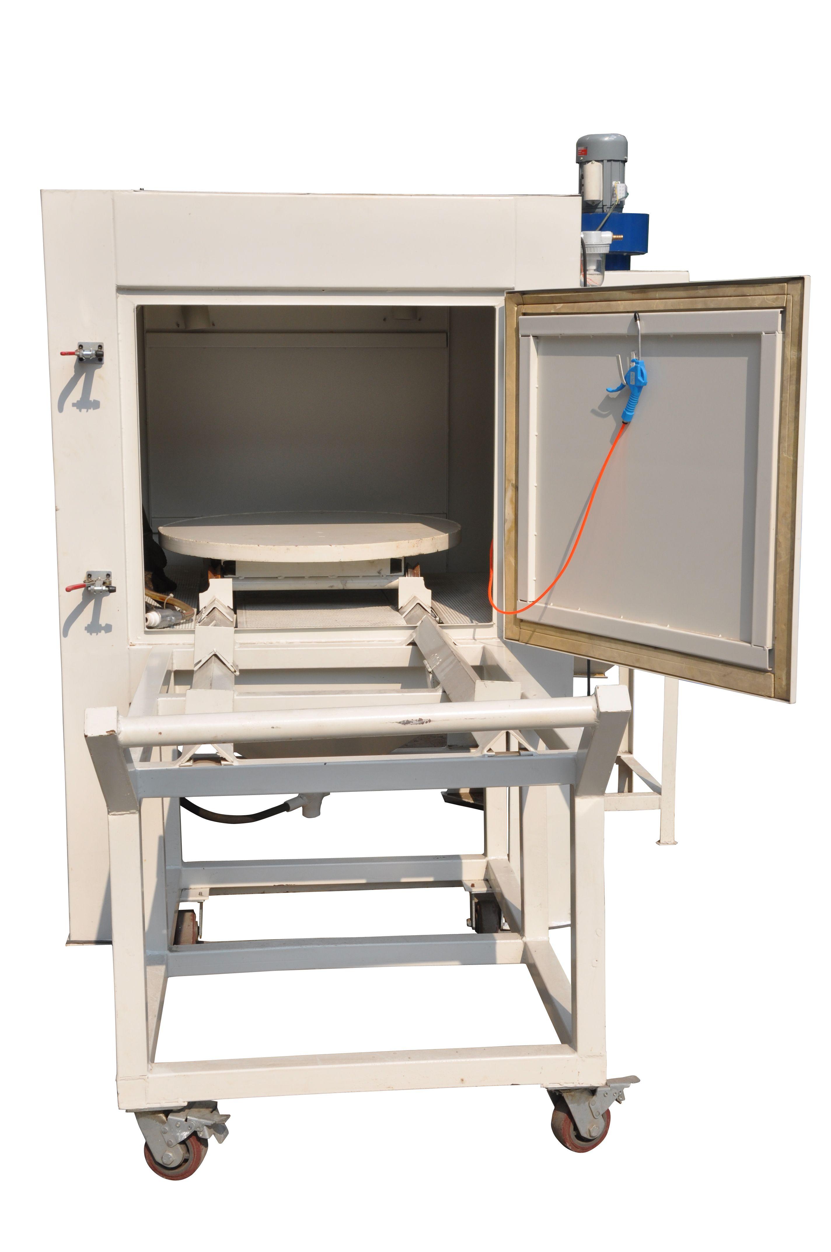 us id en shot original sand cabinet model catalogue auction heath industrial dayton blast lot catalogues
