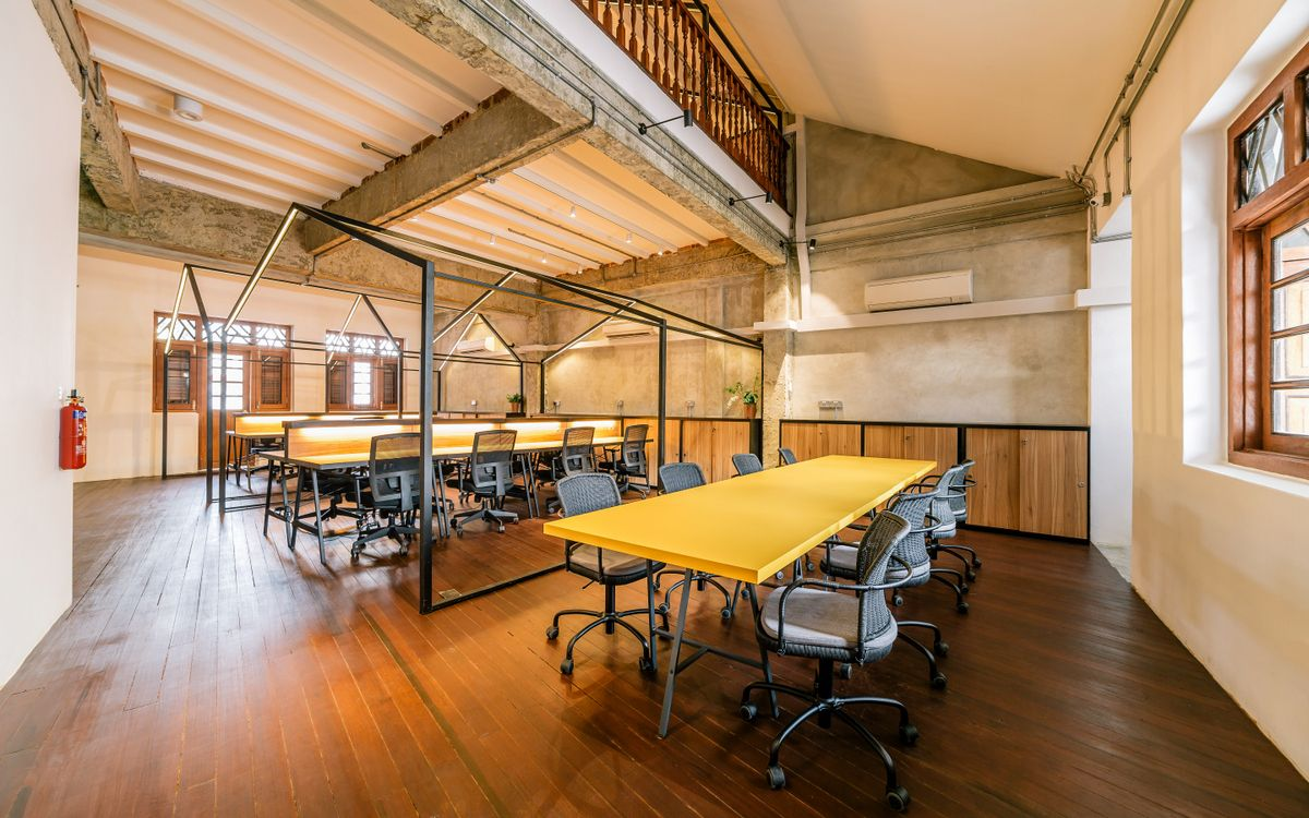WORKHOUSE - Co-Working Space Singapore | Shared Office Space ...