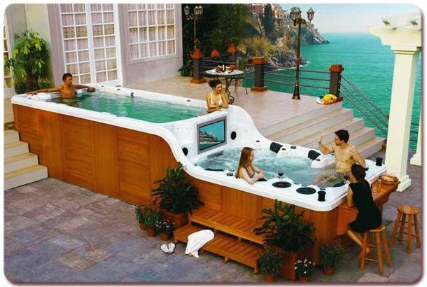 Luxurious Spas Hot Tubs 16 My Dream Home Hot Tub Dream House