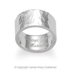 James Avery Mens Wedding Rings wb 9 refleccion wedding band