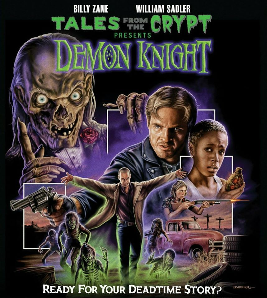 Billy Zane in Tales from the Crypt Demon Knight Still one of my
