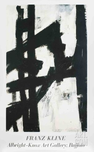 New York, NY (lg) Collectable Print by Franz Kline at Art.com