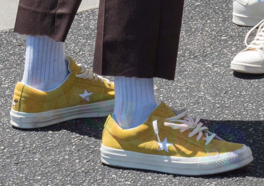 9f8eee9b2ce http   SneakersCartel.com First Look  Golf Wang x Converse One Star
