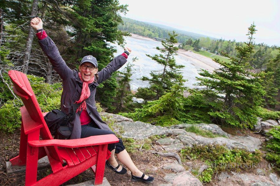 Adirondack Chairs In Nova Scotia Nova Scotia Newfoundland